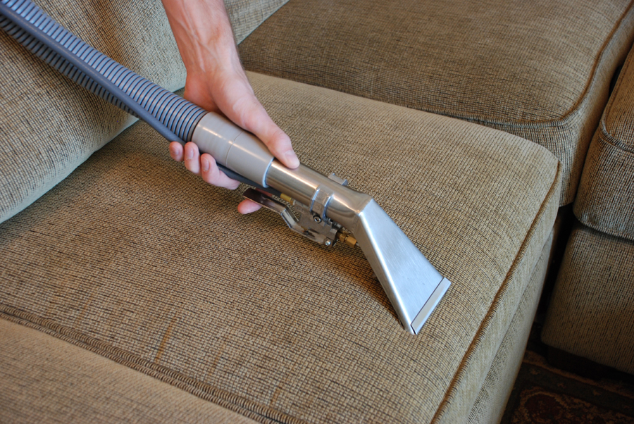 Superior Upholstery Cleaning of Sofa Cushion