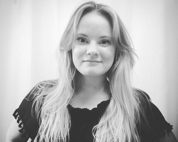 Ashley, Salon Coordinator