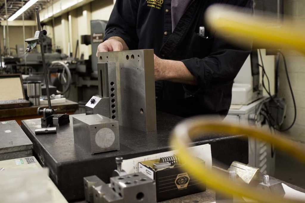 Cleveland Custom Metal Stamping