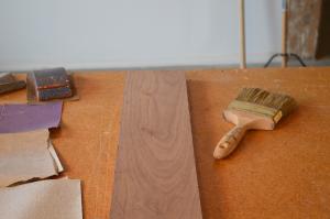 Preparatoin materials