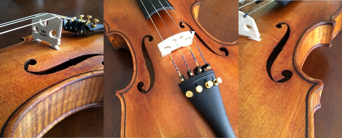 Instrument Finishes