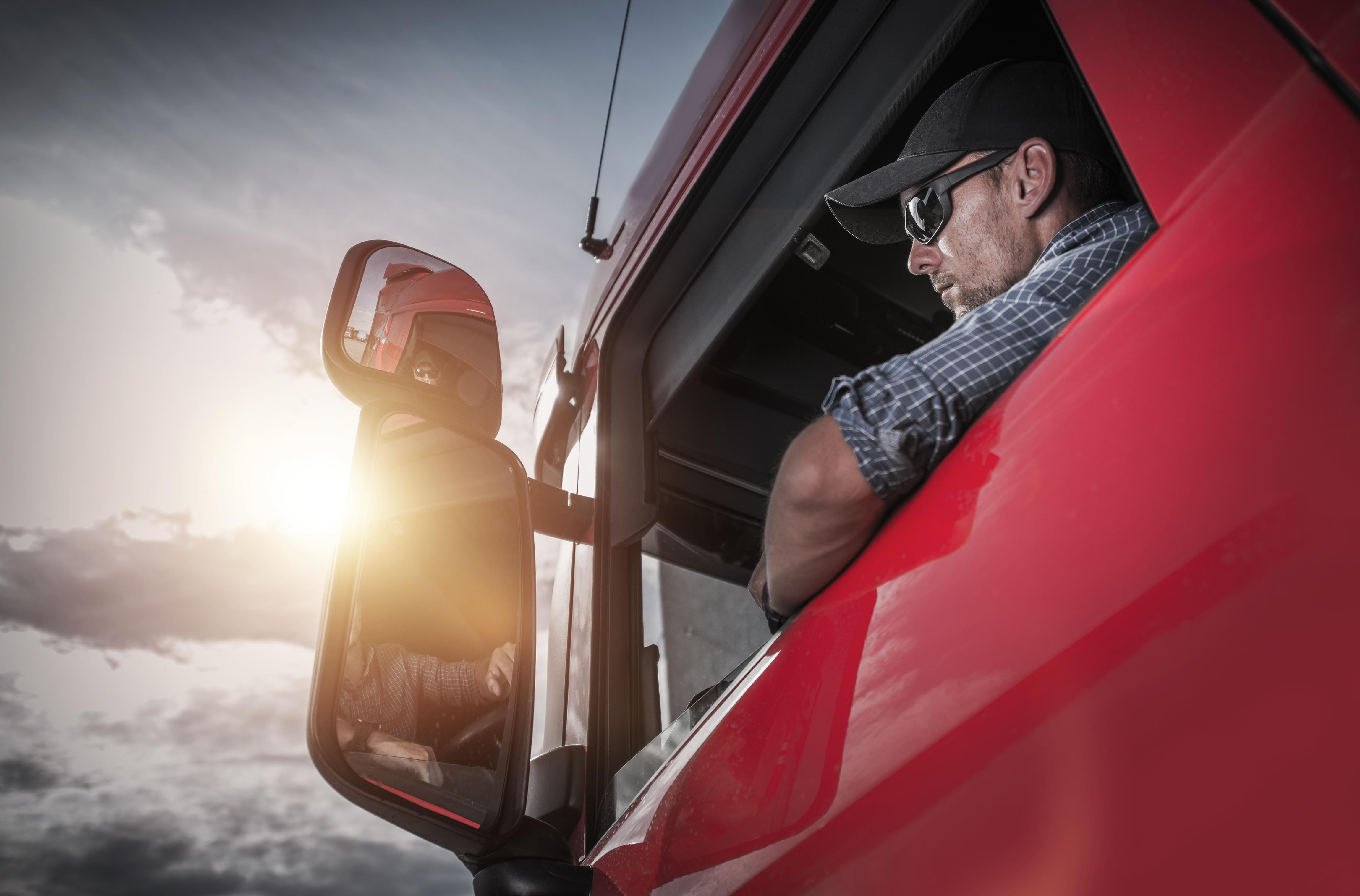 Cleveland truck driver