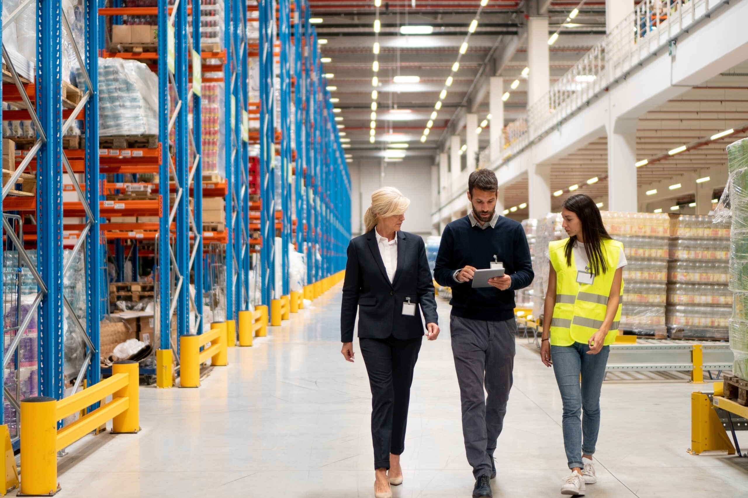 Cleveland warehousing