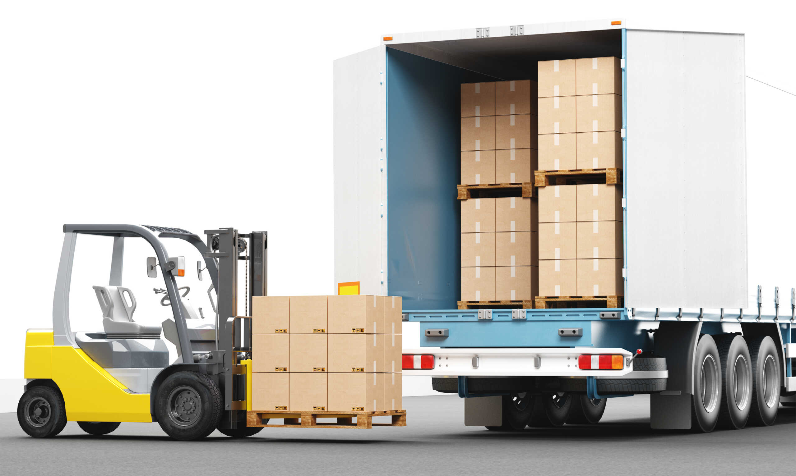 Cleveland LTL shipping