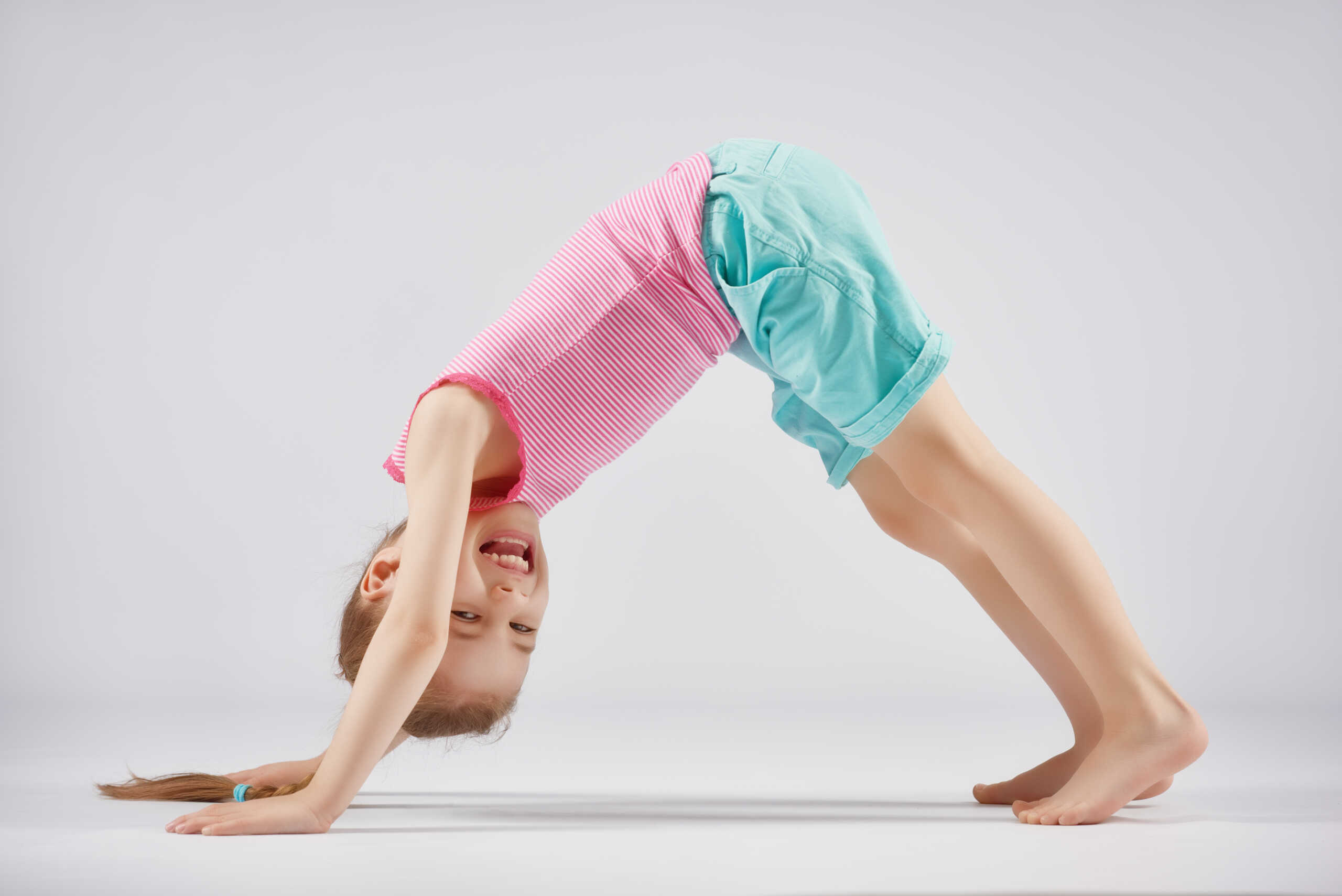 occupational therapists yoga for kids