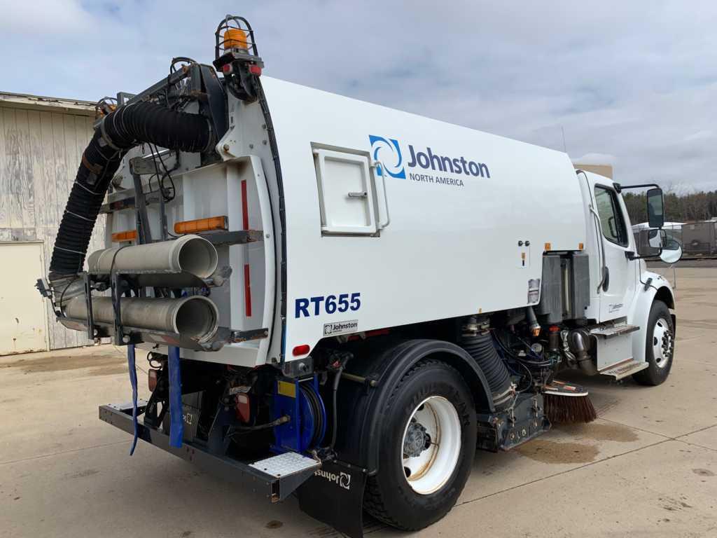 2014 FLD Johnston Sweeper RT655 (3)