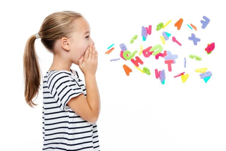 child speech delays