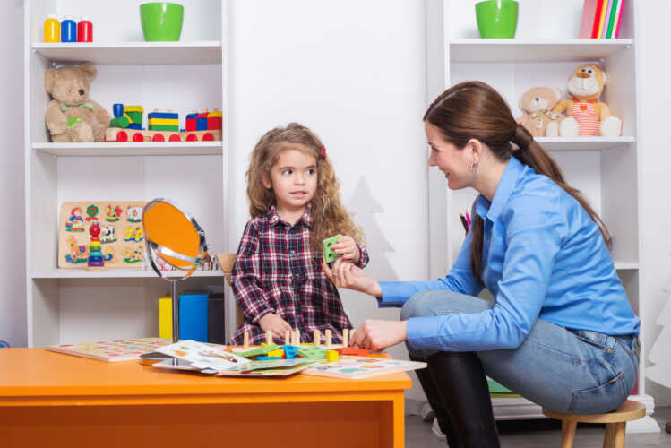 Cleveland pediatric occupational therapist