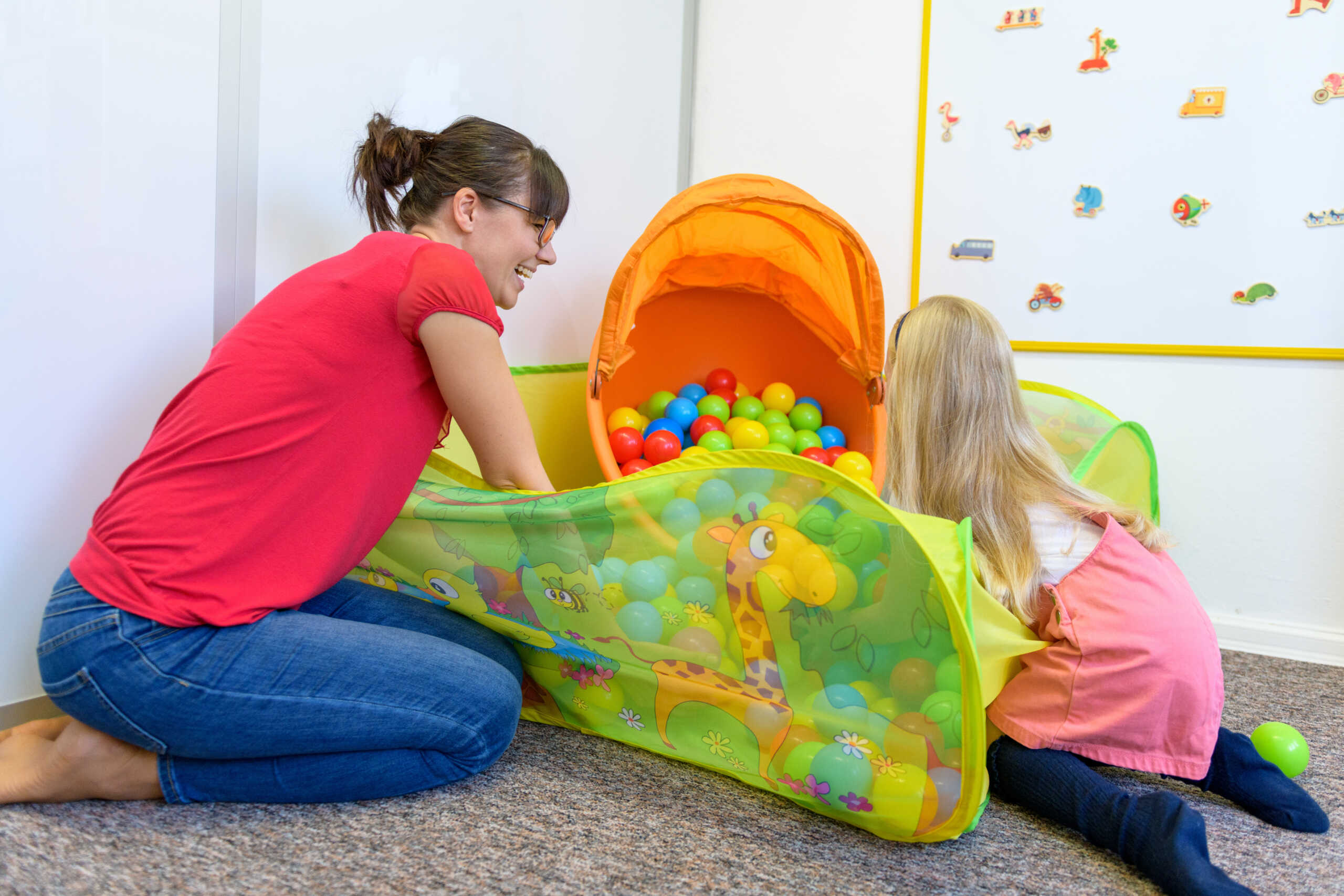 Akron occupational therapist