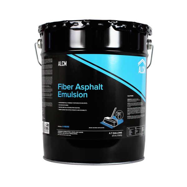 ALCM Fiber Asphalt Emulsion