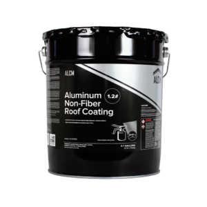 ACLM Aluminum Non-Fiber Roof Coating