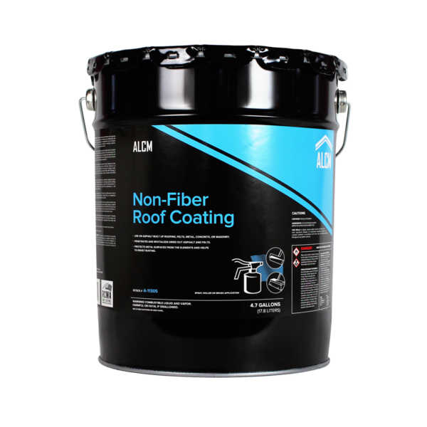 ACLM Non-fibered Roof Coating