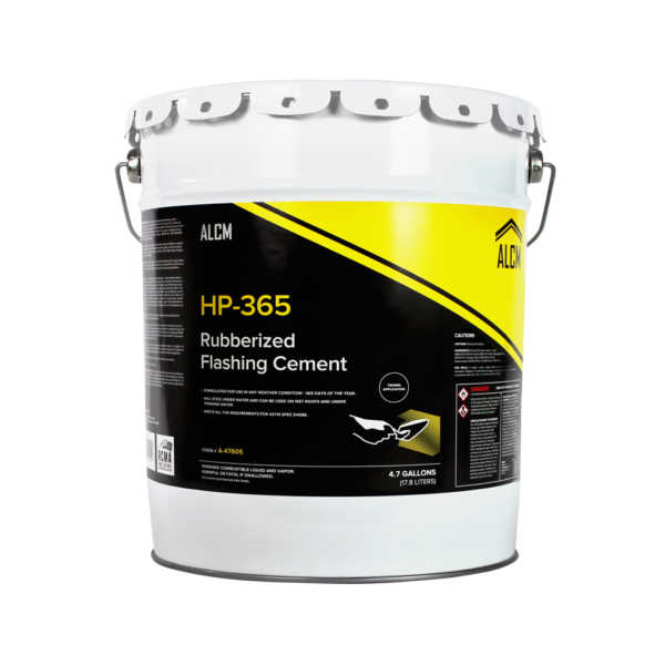 High Performance 365 Wet/Dry Rubberized Flashing Cement