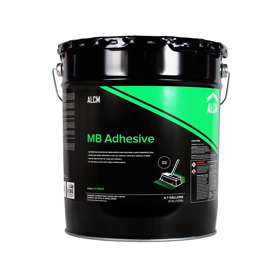 Modified Bitumen Adhesive Alcm