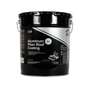 ACLM Aluminum Fiber Roof Coating 2