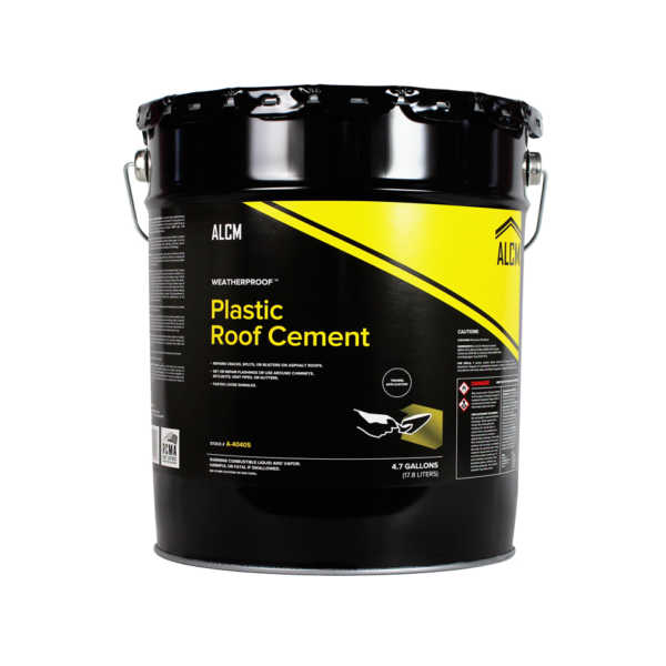 ACLM Plastic Roof Cement
