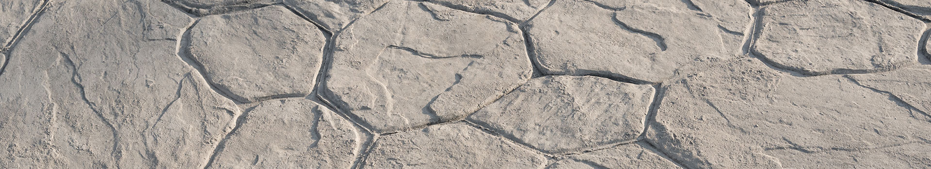 StormShield Products - Close-Up image of stamped concrete pavement