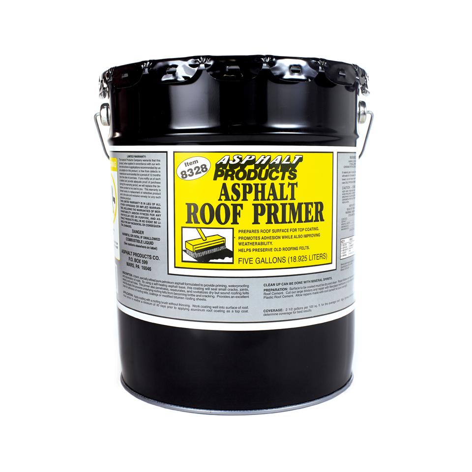 Roof Primer Asphaltic Asphalt Products