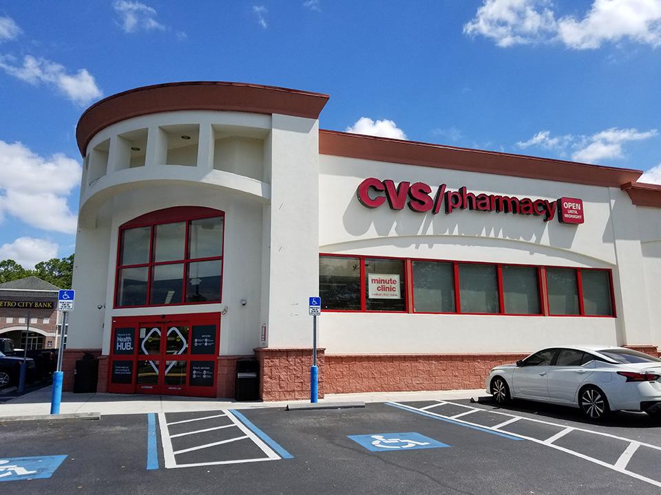 CVS Exterior Renovation