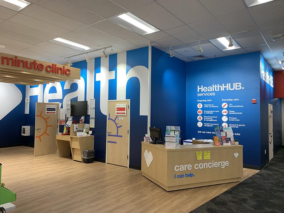 CVS Health Hub Build Out