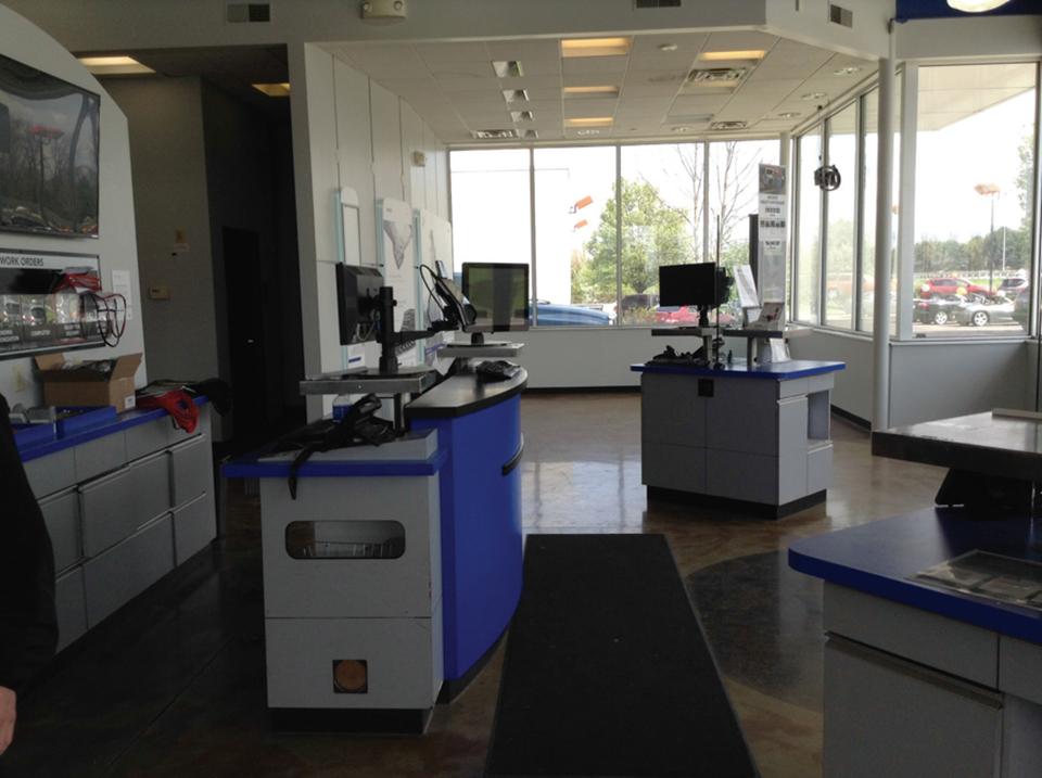 NTB Interior Customer Waiting Area