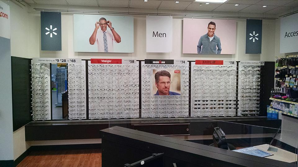 Wal-Mart Vision Mens
