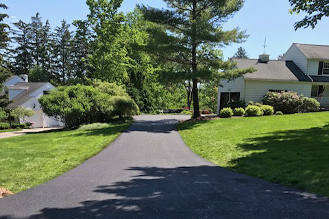 residential asphat driveway paving5